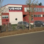 Usher Precision Manufacturing Facility